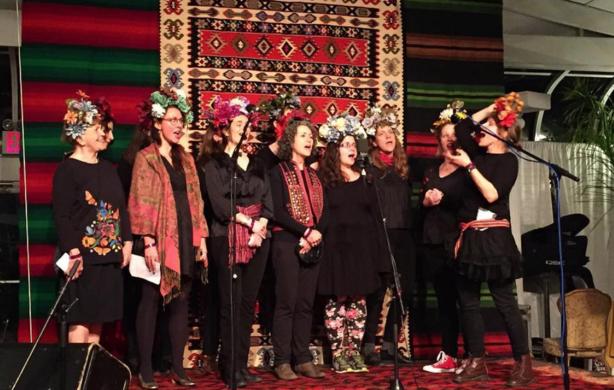 Philly Women*s Slavic Ensemble.