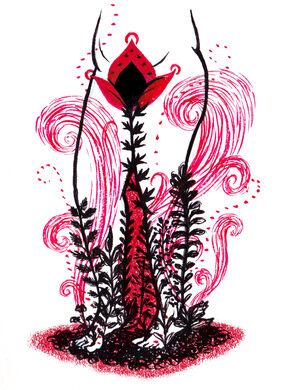 Rachael Amber illustration.
