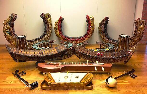 Thai Instruments.