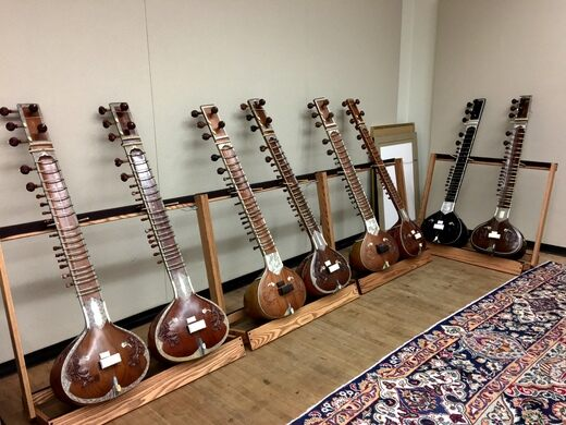 Indian Instruments.