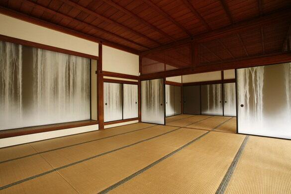 Senju murals.