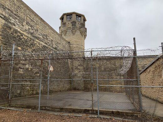 Old Joliet Prison.