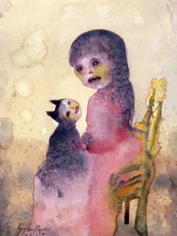 Art by Sophia Rapata