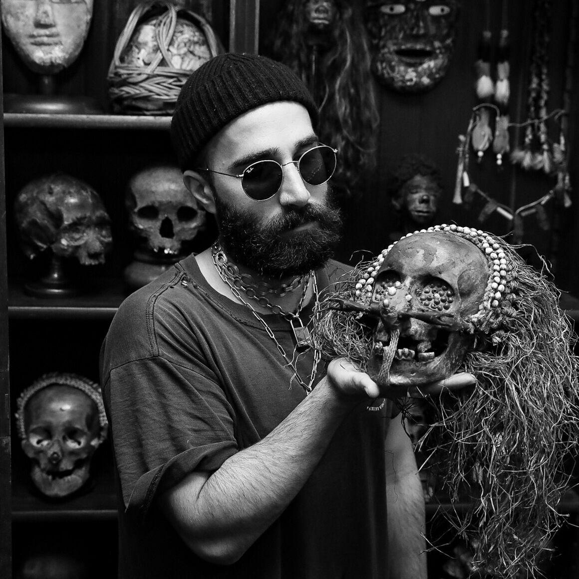 Paul Abrahamian of Dead Skull