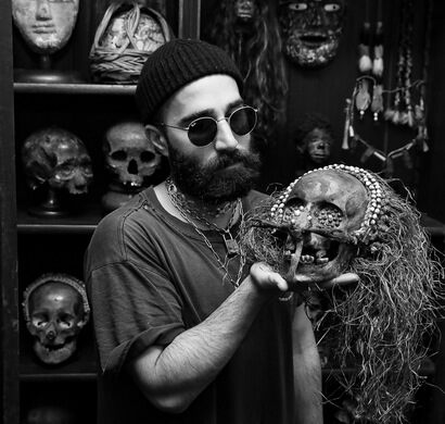 Paul Abrahamian of Dead Skull