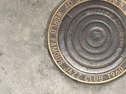 Marker for Shelly's Manne Hole.