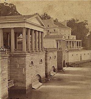 Fairmount Water Works (1860-1880)