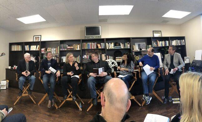 Joseph Campbell Writers Room Event.