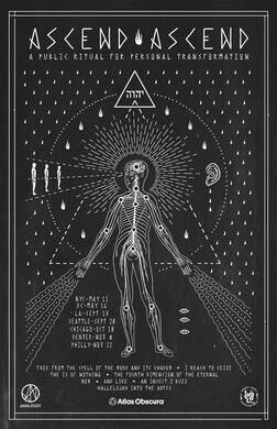 Ascend Ascend Tour Poster.