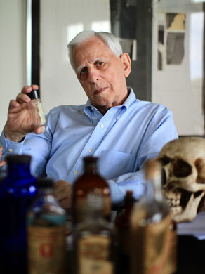 Dr. David George.