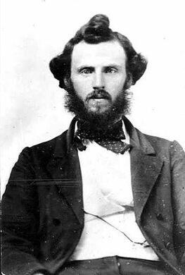 Asa Mercer, Seattle's first human trafficker.