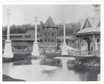 The Chautauqua ground in 1891.