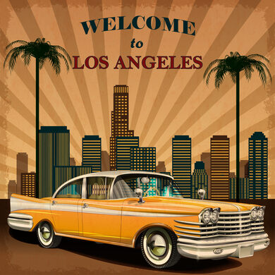 Welcome (Back) to Los Angeles in the 1960s.