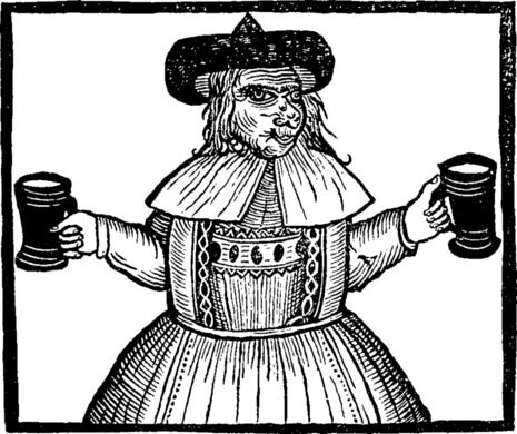 Elinour Rummin, The famous Ale-Wife of England