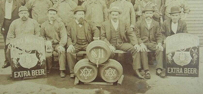 F. M. Munch Brewery