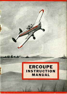 The Ercoupe instruction manual.