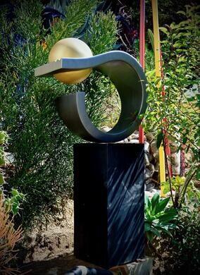 The Hollywood Sculpture Garden.