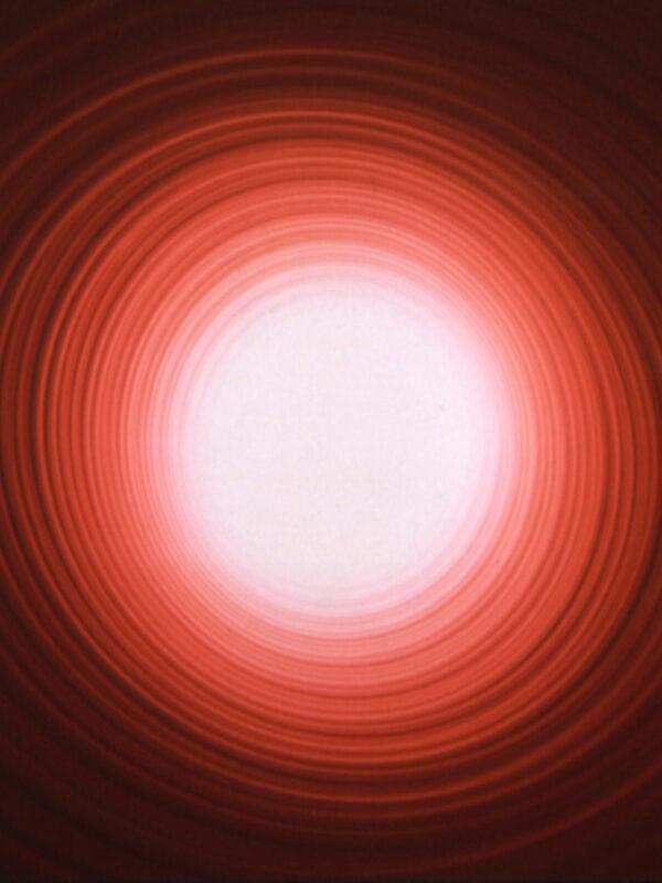 """Untitled"" by Adam Fuss, c. 1992."