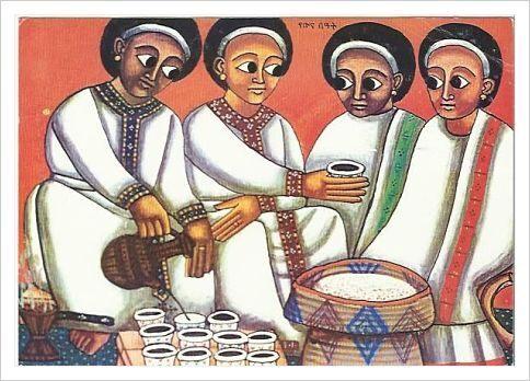 Ethiopian Coffee.