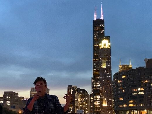We still call it the Sears Tower.