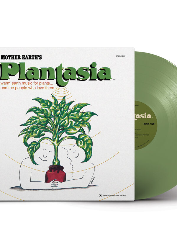 Mort Garson's 'Plantasia.'