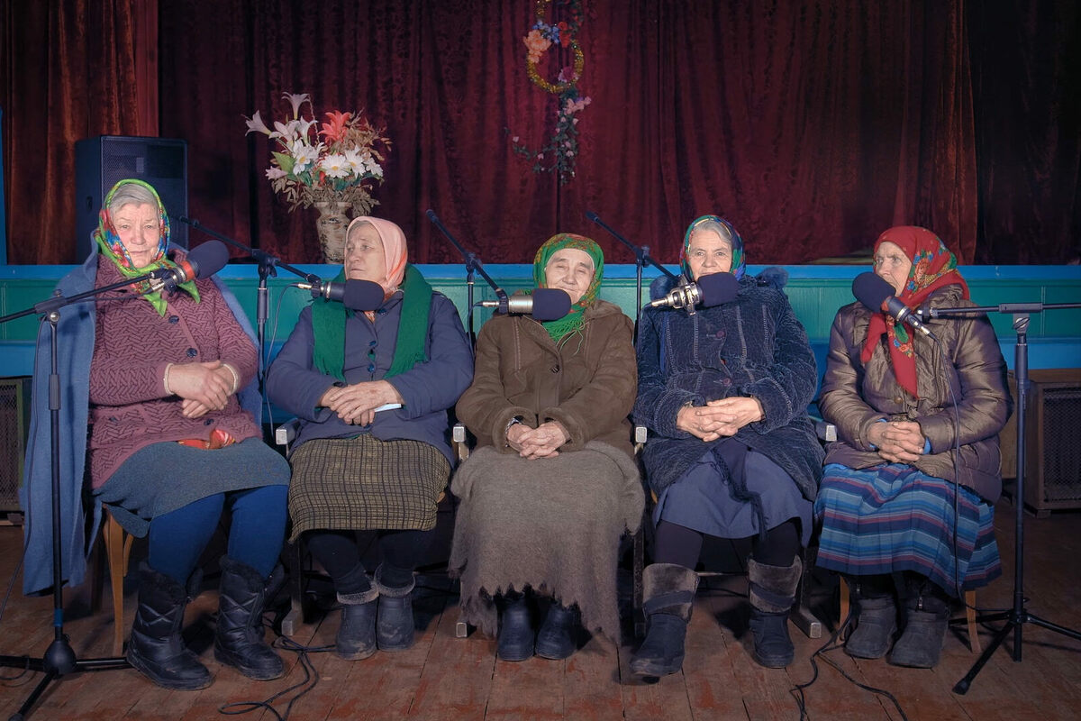 These Grandmothers Are Preserving Ukraine's Folk Music Traditions