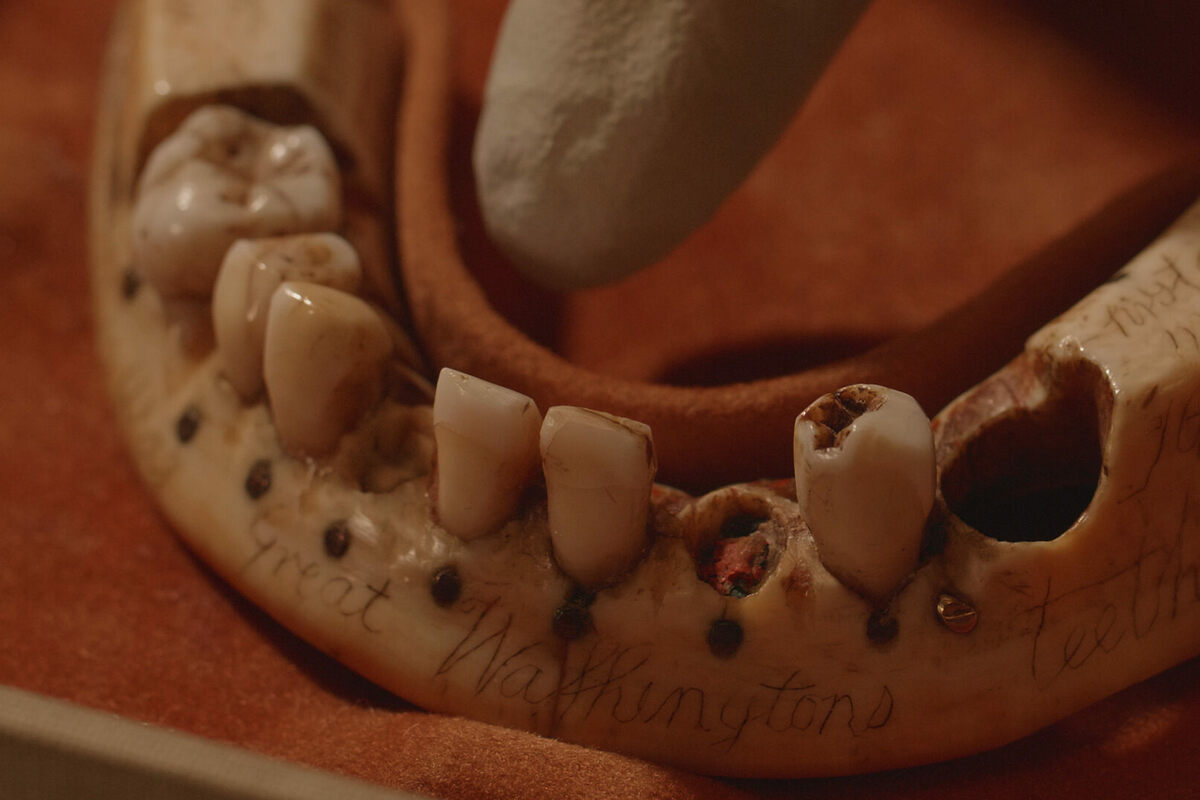 The Real Story Behind George Washington's Dentures