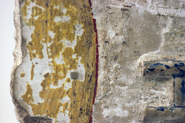 Found: Surprisingly Modern Paint on an Ancient Egyptian Gate