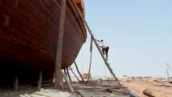 The Dying Art of Traditional Boat-Building in Iran