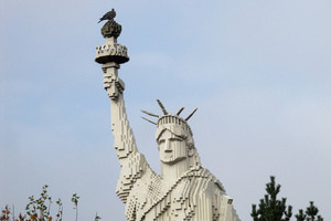 New York's Statue of Liberty is Just One of Many Worldwide