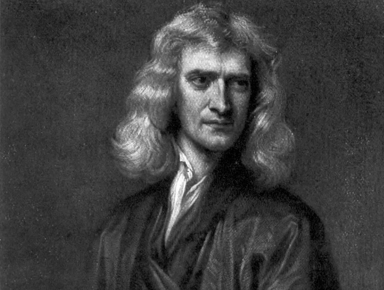 Ever the dutiful student, Isaac Newton took notes while he learned about the plague as a twentysomething.