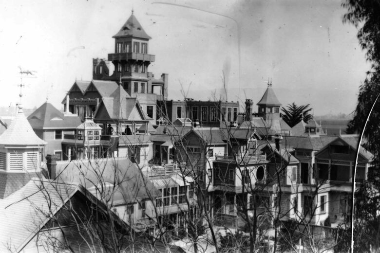 Demystifying the Winchester Mystery House Atlas Obscura – Sarah Winchester House Floor Plan