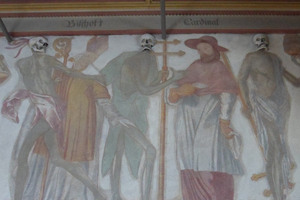 Wolhusen Mortuary Chapel: Where Real Skulls Join a Dance of Death