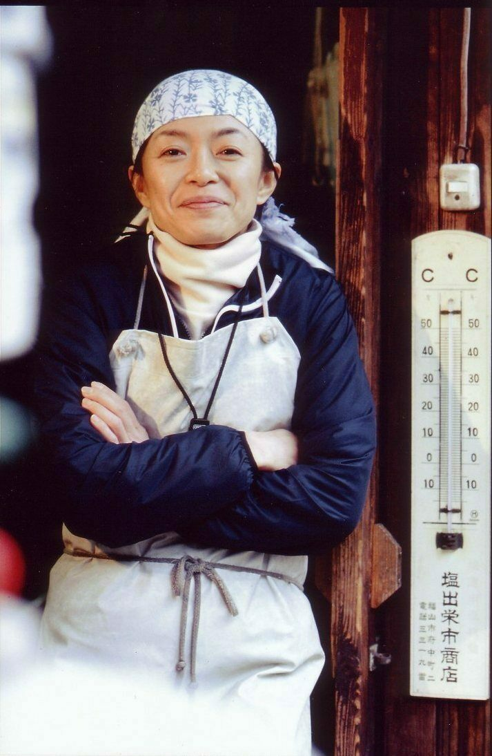 Master brewer Miho Imada has looked back to history to brew a novel sake.