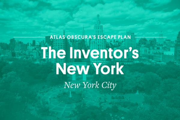 Escape Plan NYC: The Inventor's New York