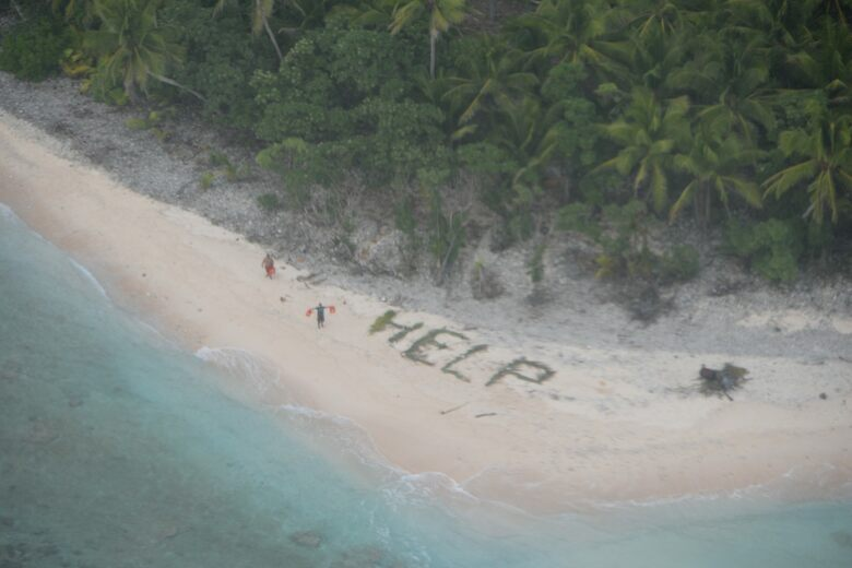 The One Castaway Trick That You Need to Know to Be Rescued
