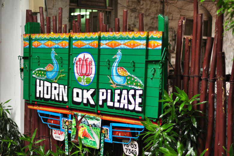 The Origins of 'Horn OK Please,' India's Most Ubiquitous