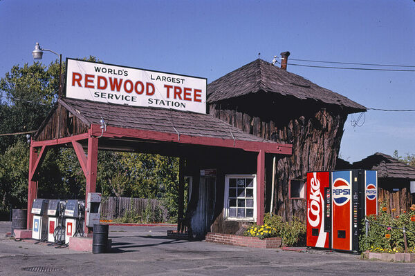 Fuel Your Imagination With Glorious Photos of Odd Gas Stations