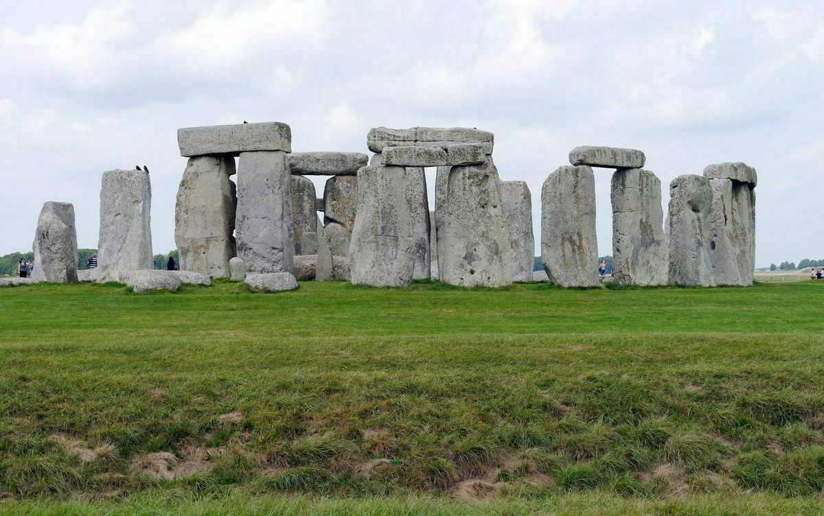 The famously monumental Stonehenge is dwarfed by a new discovery.
