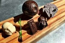 Tiny Star Wars Chocolates, I Am Your Father