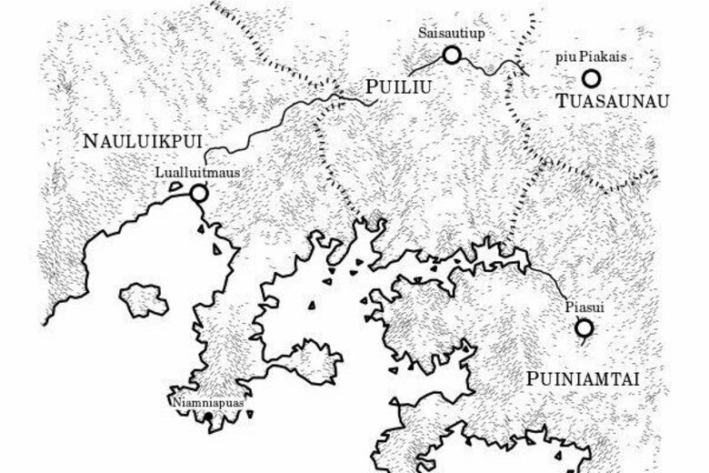 This Bot Generates A Fantasy World Every Hour