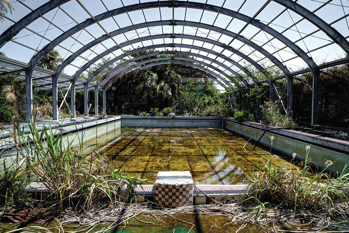 Japan S Abandoned Hotels Are Being Reclaimed By Nature Atlas Obscura