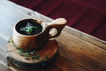 Bear soup.