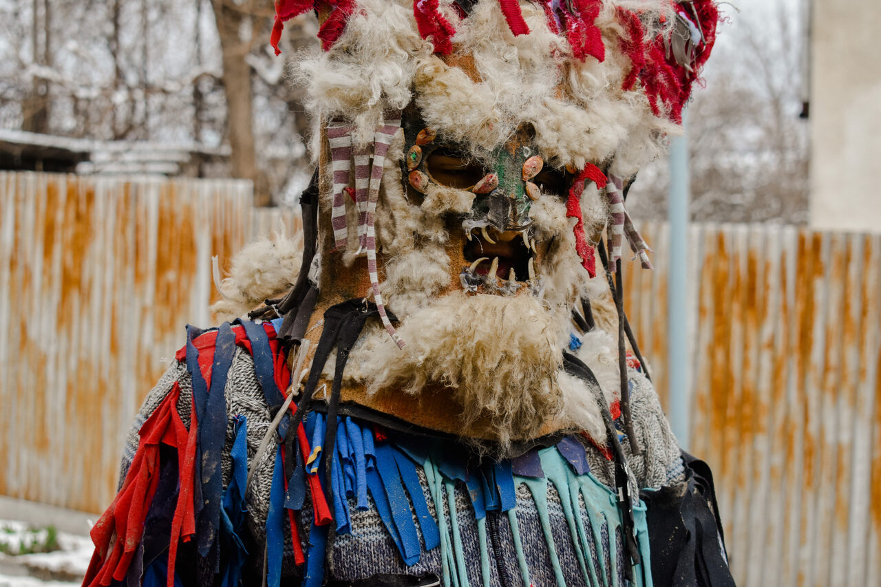 In a handful of villages in eastern Georgia, the ancient spring festival of Berikaoba kicks off with a procession of fearsome, masked berikas.