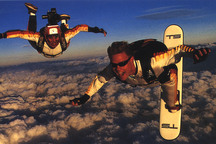The Life and Death of Skysurfing