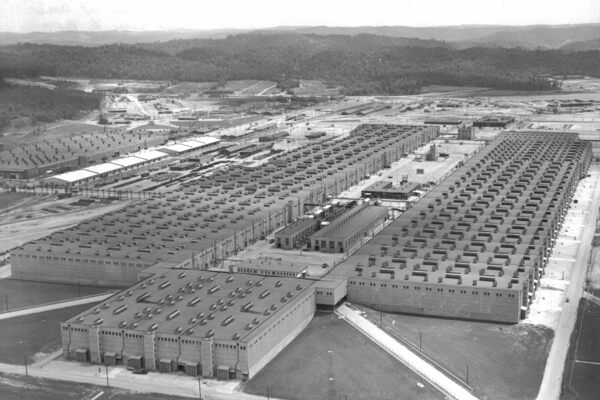 How a Midwestern Potato Farm Became the World's First Nuclear Waste