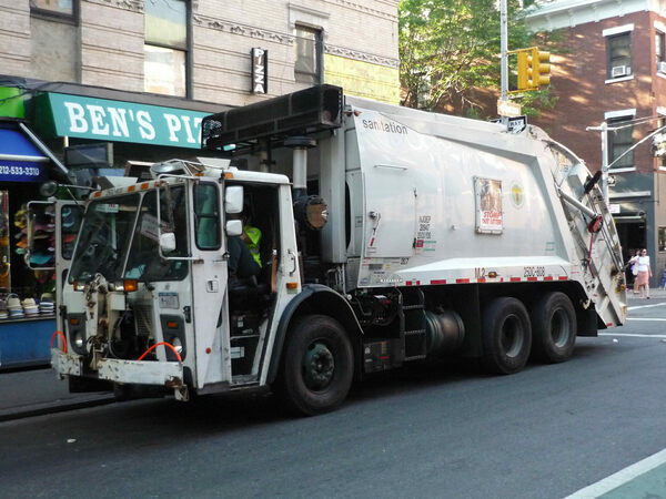 The Evolution Of The Garbage Truck Atlas Obscura