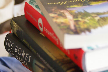 What books are waiting in your tsundoku pile?