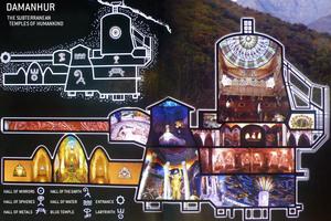 100 Wonders: The Temple of Damanhur