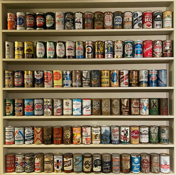 The Archaeologist Who Collected 4,500 Beer Cans